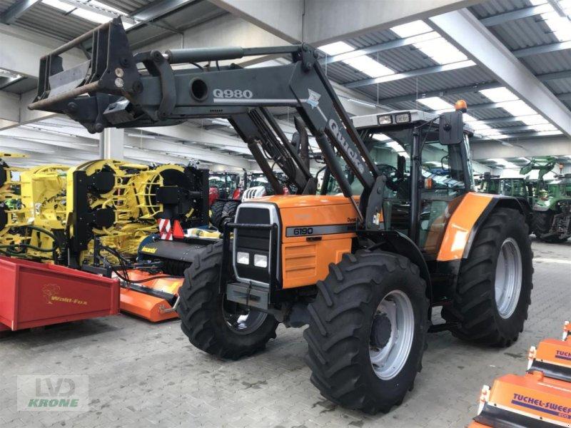 Traktor des Typs Massey Ferguson 6190, Gebrauchtmaschine in Spelle (Bild 1)