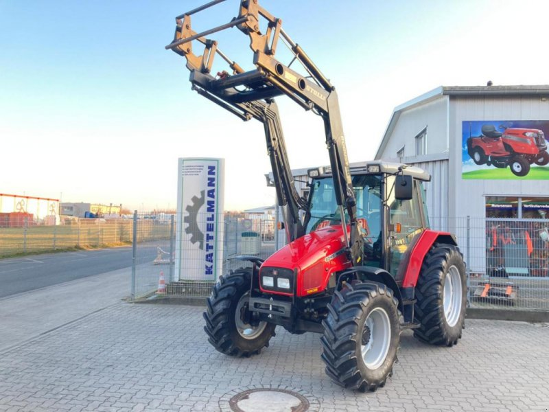 Traktor типа Massey Ferguson 6245 Power Control, Gebrauchtmaschine в Stuhr (Фотография 1)