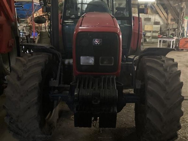 Traktor des Typs Massey Ferguson 6270 4WD, Gebrauchtmaschine in Løgumkloster (Bild 1)
