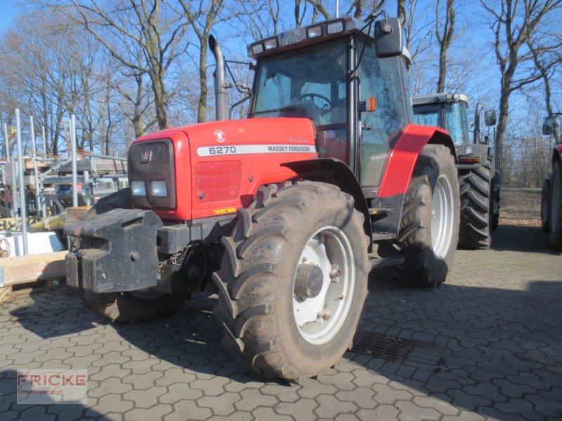Traktor типа Massey Ferguson 6270 A, Gebrauchtmaschine в Bockel - Gyhum (Фотография 1)