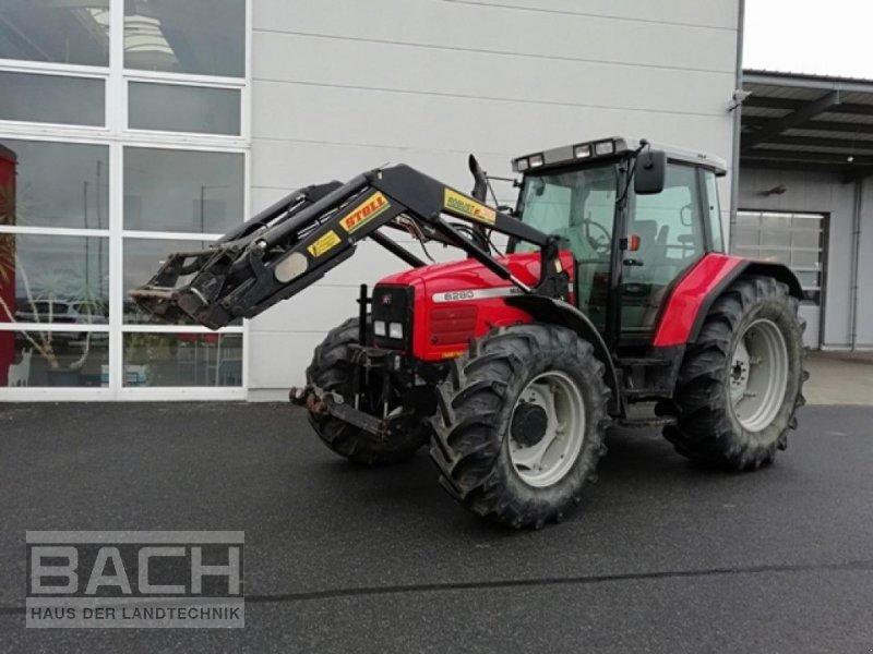 Traktor tip Massey Ferguson 6280-4, Gebrauchtmaschine in Boxberg-Seehof (Poză 1)