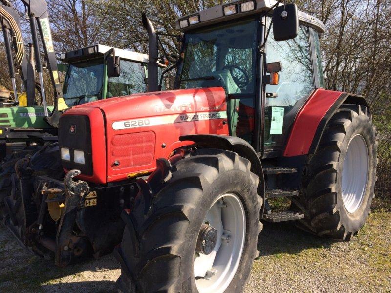 Traktor typu Massey Ferguson 6280, Gebrauchtmaschine v Ravensburg (Obrázok 1)