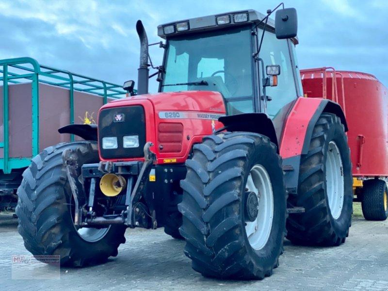 Traktor a típus Massey Ferguson 6290 PowerControl, Gebrauchtmaschine ekkor: Neubrandenburg (Kép 1)