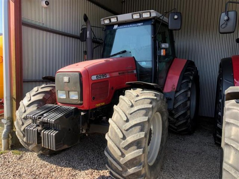 Traktor des Typs Massey Ferguson 6290 TRAKTOR, Gebrauchtmaschine in  (Bild 1)