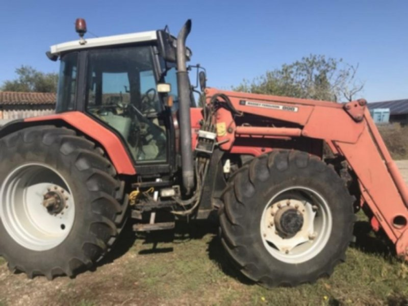 Traktor типа Massey Ferguson 6290, Gebrauchtmaschine в MONFERRAN (Фотография 1)