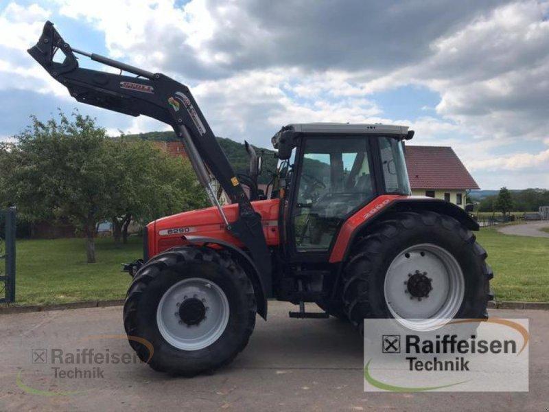 Traktor des Typs Massey Ferguson 6290, Gebrauchtmaschine in Wehretal - Hoheneiche (Bild 1)