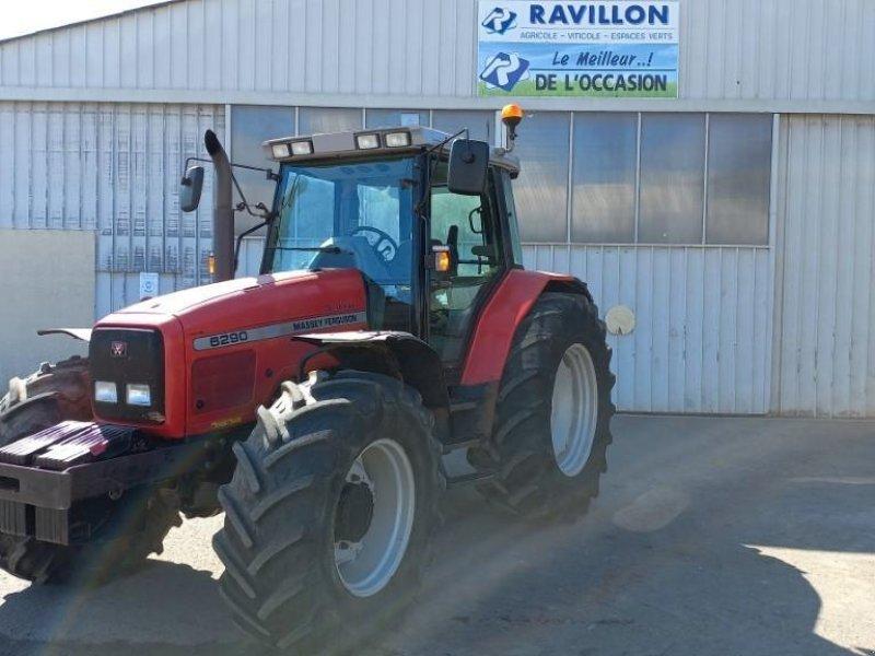 Traktor des Typs Massey Ferguson 6290DYNA, Gebrauchtmaschine in VERT TOULON (Bild 1)