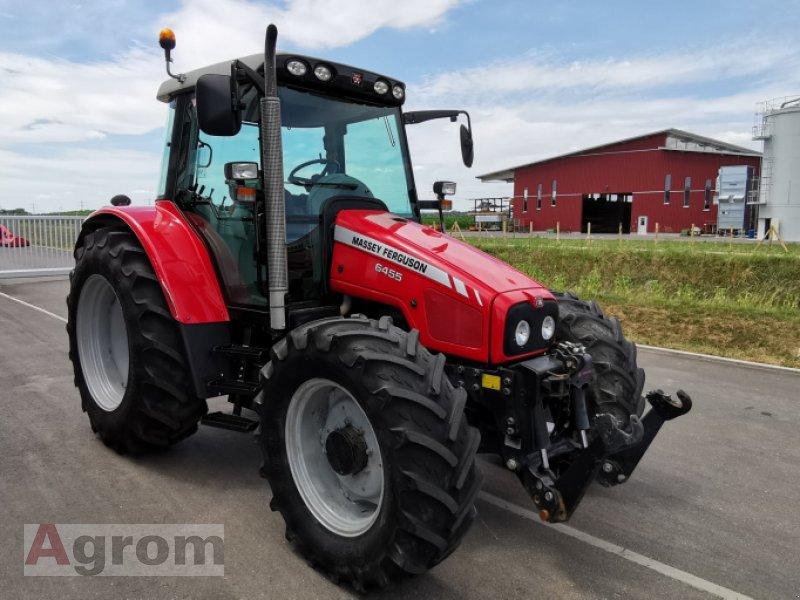 Traktor a típus Massey Ferguson 6455 Dyna-6, Gebrauchtmaschine ekkor: Kürzell (Kép 4)