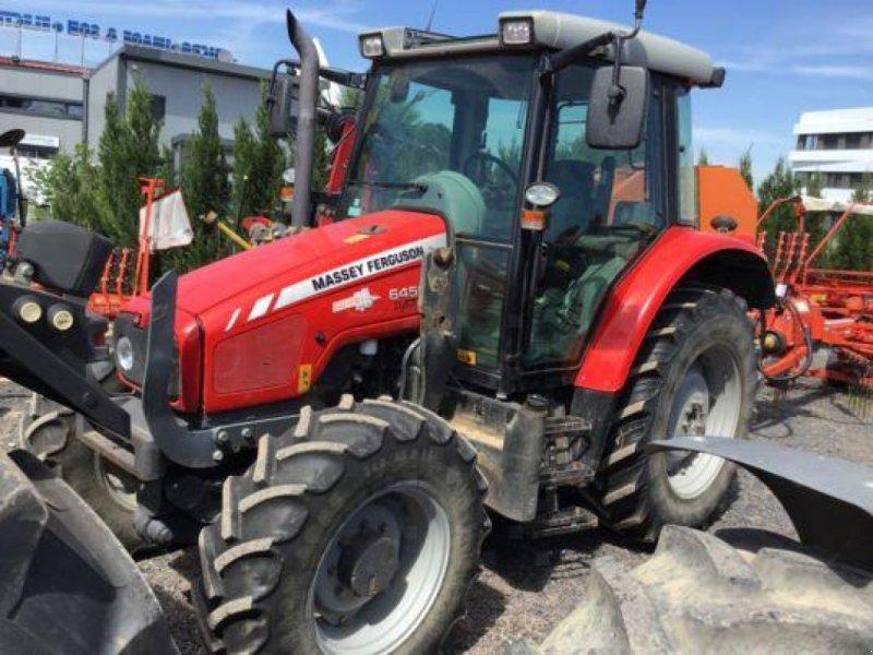 Traktor des Typs Massey Ferguson 6455, Gebrauchtmaschine in MARLENHEIM (Bild 1)