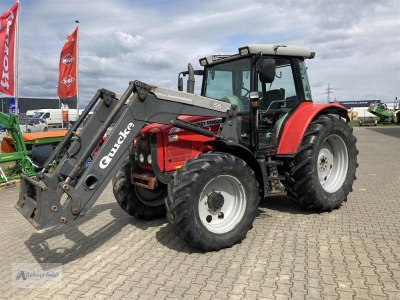 Traktor типа Massey Ferguson 6455, Gebrauchtmaschine в Simmern (Фотография 1)