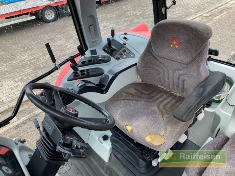 Traktor des Typs Massey Ferguson 6455, Gebrauchtmaschine in Müllheim (Bild 9)