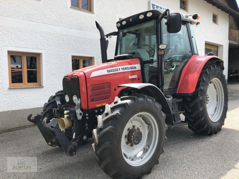 Traktor des Typs Massey Ferguson 6460-4 Dyna6 Elite, Gebrauchtmaschine in Bad Leonfelden (Bild 18)