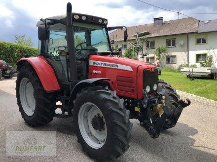Traktor des Typs Massey Ferguson 6460-4 Dyna6 Elite, Gebrauchtmaschine in Bad Leonfelden (Bild 9)