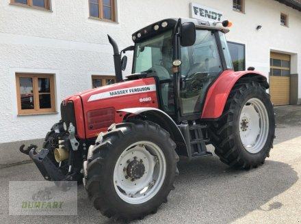 Traktor des Typs Massey Ferguson 6460-4 Dyna6 Elite, Gebrauchtmaschine in Bad Leonfelden (Bild 17)