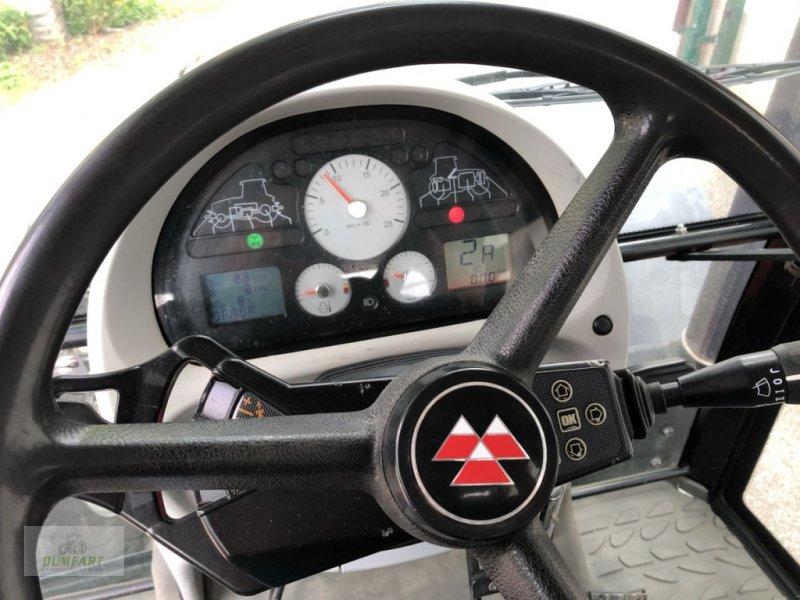 Traktor des Typs Massey Ferguson 6460-4 Dyna6 Elite, Gebrauchtmaschine in Bad Leonfelden (Bild 4)