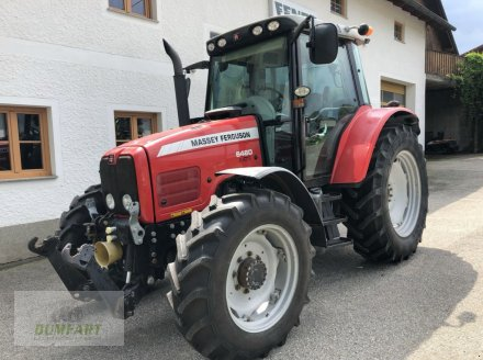Traktor des Typs Massey Ferguson 6460-4 Dyna6 Elite, Gebrauchtmaschine in Bad Leonfelden (Bild 1)
