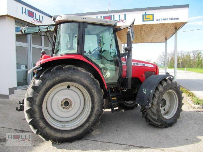 Traktor des Typs Massey Ferguson 6460-4 Dynashift Plus, Gebrauchtmaschine in Niederneukirchen (Bild 1)