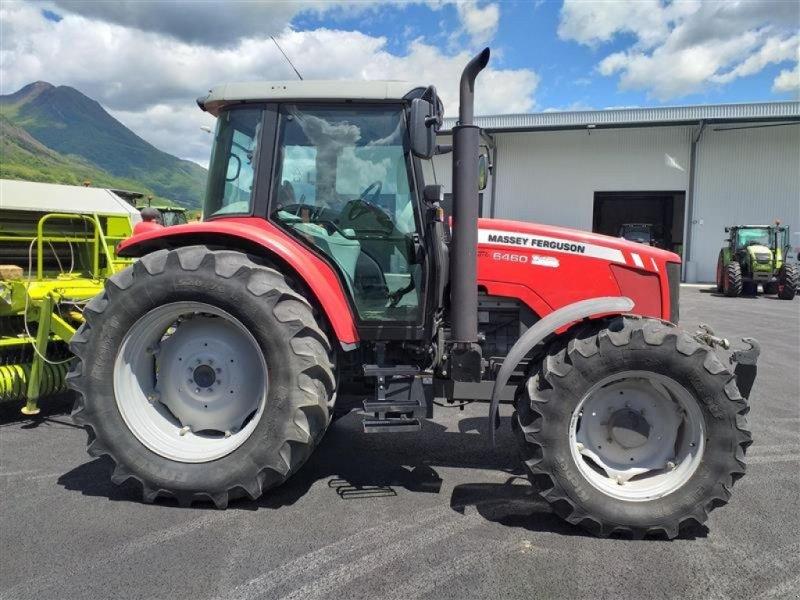 Traktor des Typs Massey Ferguson 6460 - DYNA 6, Gebrauchtmaschine in ARBIN (Bild 1)