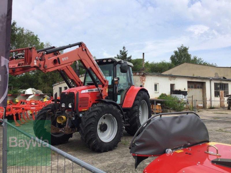 Traktor du type Massey Ferguson 6460 DYNA-6, Gebrauchtmaschine en Thalmässing (Photo 1)