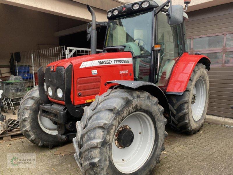 Traktor des Typs Massey Ferguson 6460 mit FL ALÖ nicht FAHRBEREIT, Gebrauchtmaschine in Heusweiler (Bild 1)