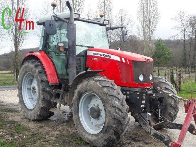 Traktor des Typs Massey Ferguson 6460 TIERS 3 DYNA 6, Gebrauchtmaschine in PUSEY (Bild 1)