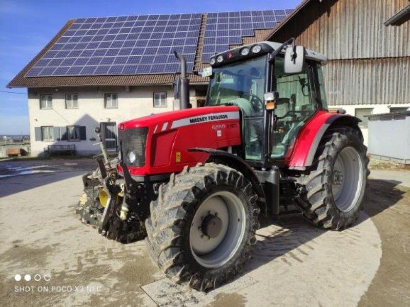 Traktor des Typs Massey Ferguson 6460, Gebrauchtmaschine in Mindelheim (Bild 1)