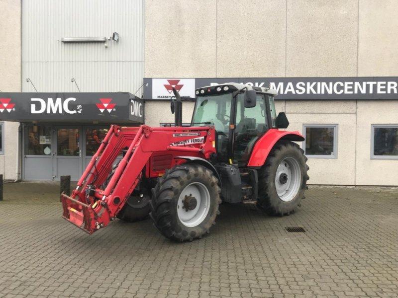 Traktor типа Massey Ferguson 6465 DYNA 4 T2, Gebrauchtmaschine в Videbæk (Фотография 1)