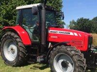 Massey Ferguson 6465 Dyna 6 m/HeVa 3601 frontlift Traktor