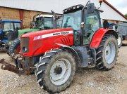 Traktor типа Massey Ferguson 6465 Dyna 6 Med frontlift., Gebrauchtmaschine в Nimtofte