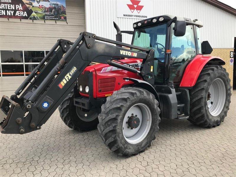 Traktor типа Massey Ferguson 6465 Dyna 6 Veto 5950 frontlæsser, Gebrauchtmaschine в Ringe (Фотография 1)