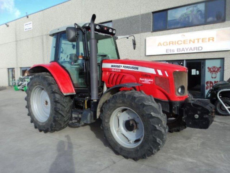 Traktor типа Massey Ferguson 6465 DYNA 6, Gebrauchtmaschine в MOULLE (Фотография 1)