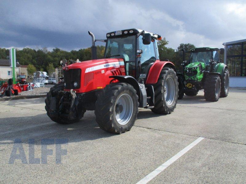 Traktor типа Massey Ferguson 6465 Dyna 6, Gebrauchtmaschine в Bitburg-Flugplatz (Фотография 1)