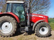 Traktor tipa Massey Ferguson 6465 Dyna 6, Gebrauchtmaschine u Middelfart