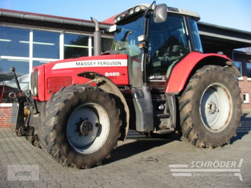 Traktor des Typs Massey Ferguson 6465 Dyna 6, Gebrauchtmaschine in Wittmund - Funnix (Bild 1)