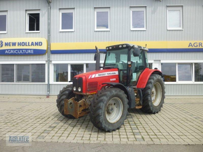 Traktor типа Massey Ferguson 6465 Dynashift, Gebrauchtmaschine в Salching bei Straubing (Фотография 1)