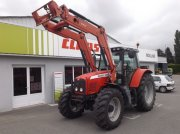 Traktor du type Massey Ferguson 6465 & QUICK 965, Gebrauchtmaschine en Moulins