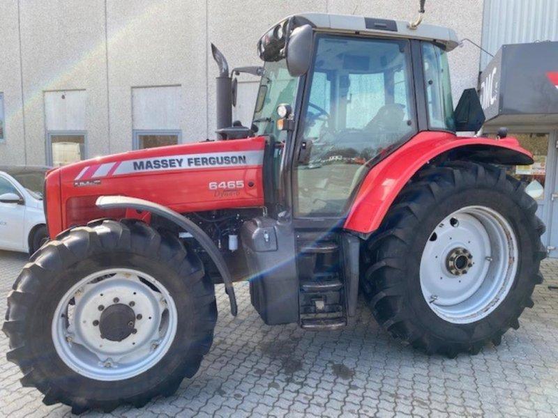 Traktor des Typs Massey Ferguson 6465 T2, Gebrauchtmaschine in Toftlund (Bild 1)