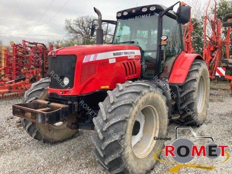 Traktor типа Massey Ferguson 6465, Gebrauchtmaschine в Gennes sur glaize (Фотография 1)