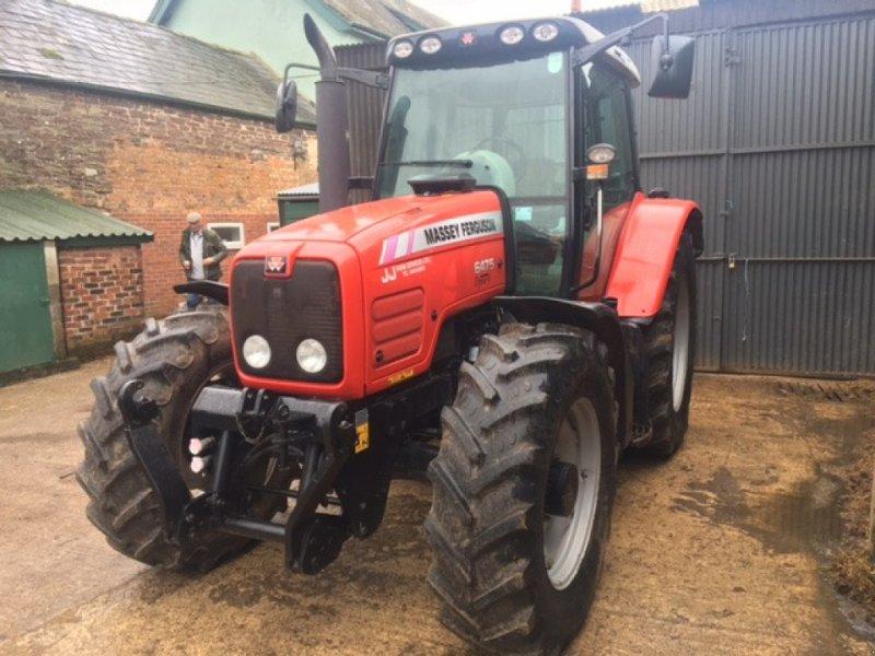 Traktor типа Massey Ferguson 6465, Gebrauchtmaschine в Grantham (Фотография 1)