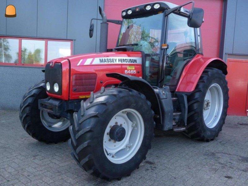 Traktor типа Massey Ferguson 6465, Gebrauchtmaschine в Zoetermeer (Фотография 1)
