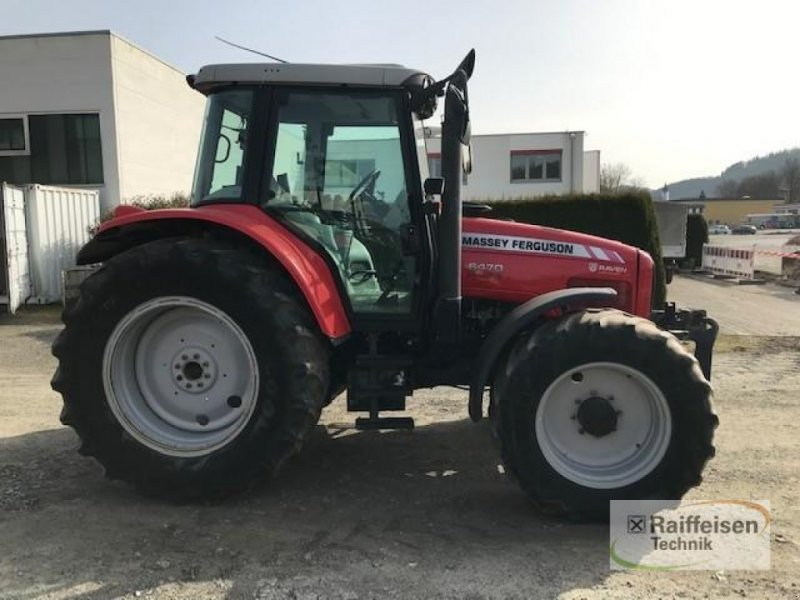 Traktor des Typs Massey Ferguson 6470 Dynashift, Gebrauchtmaschine in Eslohe (Bild 1)