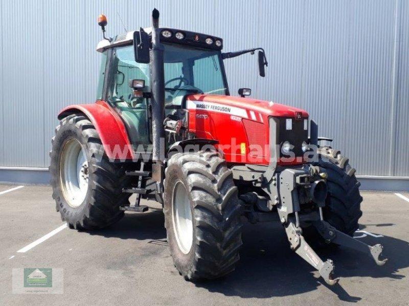 Traktor des Typs Massey Ferguson 6470, Gebrauchtmaschine in Klagenfurt (Bild 1)