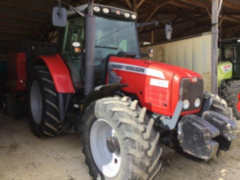 Traktor типа Massey Ferguson 6475 dyna 6, Gebrauchtmaschine в GENNES-SUR-GLAIZE (Фотография 1)