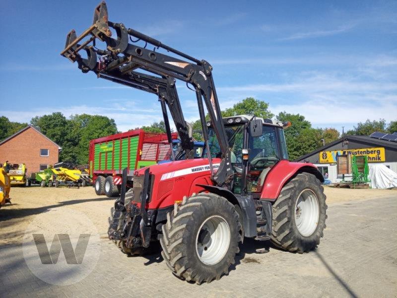 Traktor des Typs Massey Ferguson 6475 DYNA6, Gebrauchtmaschine in Husum (Bild 1)