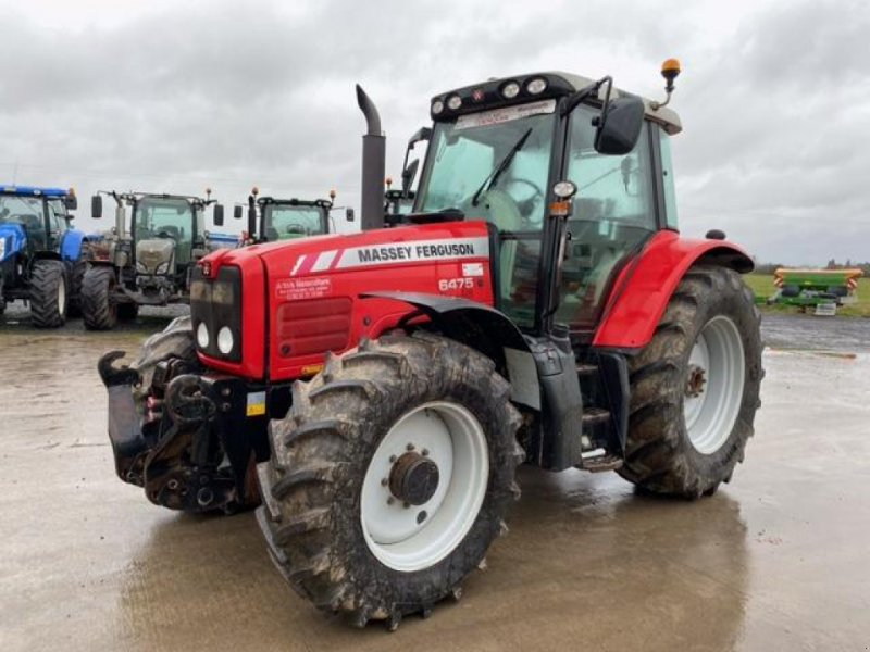 Traktor des Typs Massey Ferguson 6475 DYNASHIFT, Gebrauchtmaschine in Richebourg (Bild 1)