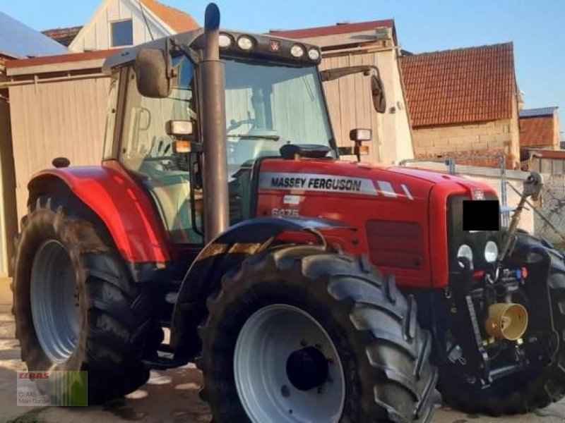 Traktor типа Massey Ferguson 6475, Gebrauchtmaschine в Werneck (Фотография 1)