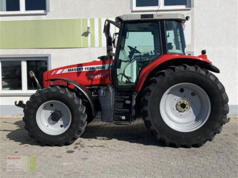 Traktor des Typs Massey Ferguson 6475, Gebrauchtmaschine in Aurach (Bild 1)