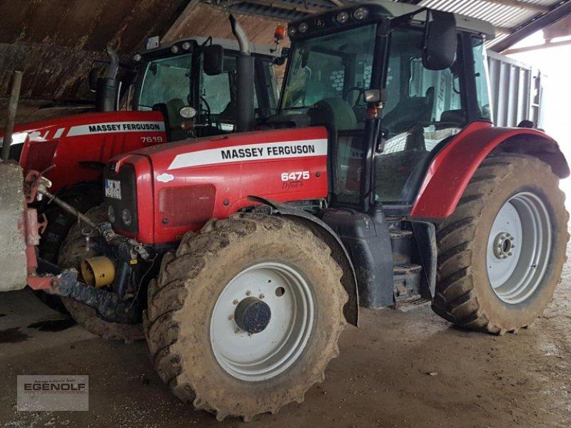 Traktor des Typs Massey Ferguson 6475, Gebrauchtmaschine in Beselich-Obertiefenbach (Bild 1)
