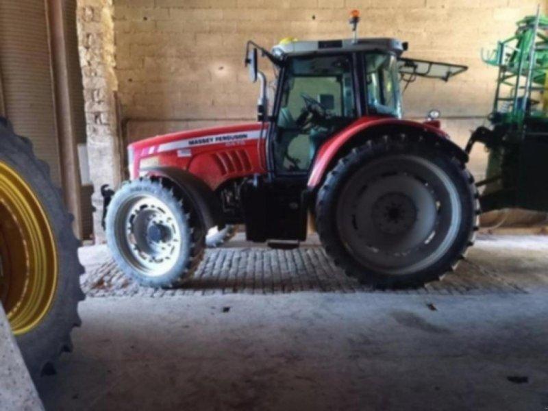 Traktor типа Massey Ferguson 6475, Gebrauchtmaschine в MALAY-LE-GRAND (Фотография 1)