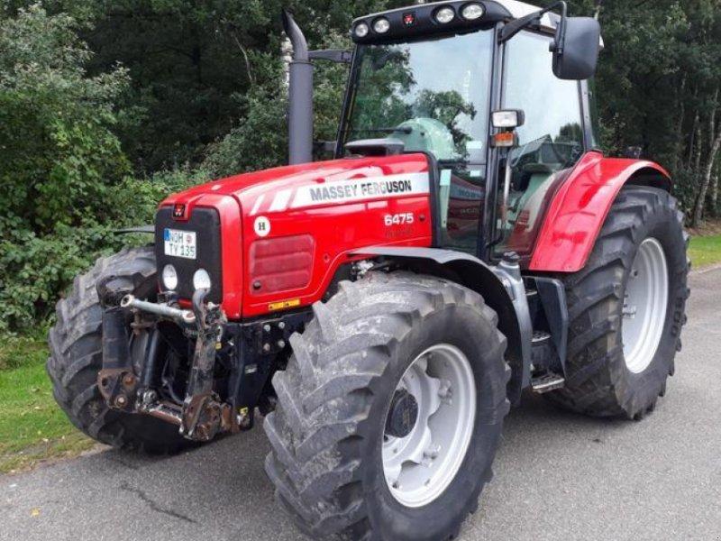 Traktor des Typs Massey Ferguson 6475, Gebrauchtmaschine in Itterbeck (Bild 1)